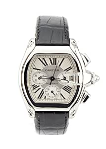 Cartier Roadster automatic-self-wind mens Watch W62019X6 (Certified Pre-owned)