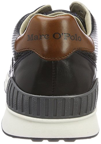 Bleu 890 Marc 80123733502102 Homme Sneaker Navy Baskets O'Polo rXw0rq