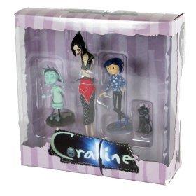 Coraline Mini PVC figure set B