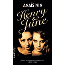 Henry e June: diários não expurgados de Anaïs Nin 1931-1932