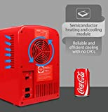 Coca-Cola Classic Portable 6 Can Thermoelectric