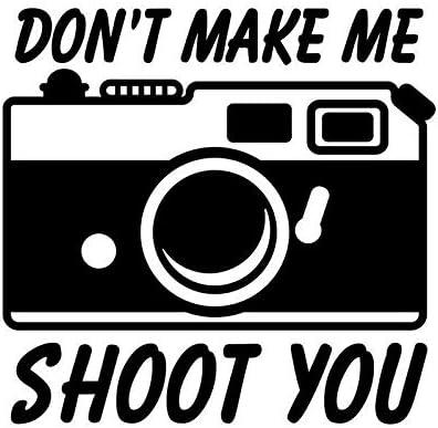 Photography Camera Shoot Girl Hobby Career Wall Art Stickers Decal Vinyl Room