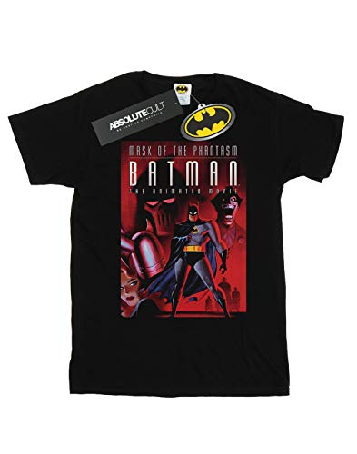 The T Phantasm Of Batman Homme Noir Mask Dc Comics shirt XBp0AA