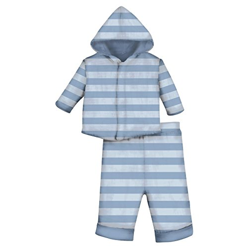 Magnificent Baby 2 Piece Tank & Shorts Set (Toddler) - Surf-3T