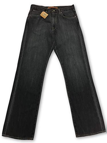 Cotton Grey Delano Jeans Straight W34 Agave Size Waterman Relaxed qIRSS8