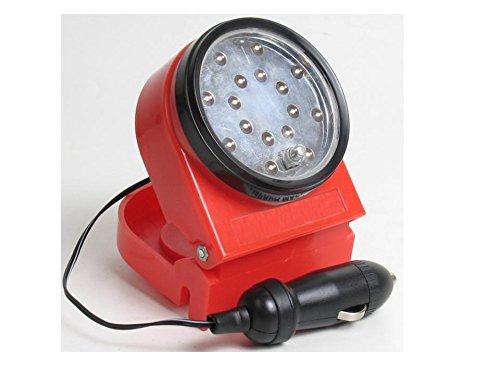 Low cost Lampada Magnetica 16 LED Attacco accendisigari - luci e lampade Auto