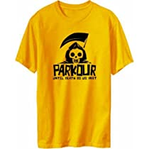 Parkour Until Death Separate Us Mens T-shirt