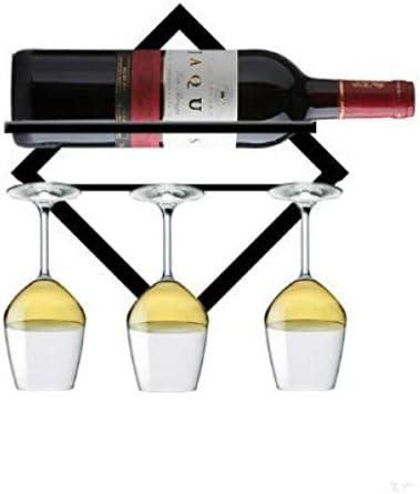Estante De Vino Para Colgar En La Pared De Estilo Europeo, Decoración De Pared Para El Hogar, Estante Para Copas De Vino, Gabinete Para Vino, Estante Para Botellas De Vino Para Colgar En Vinotecas