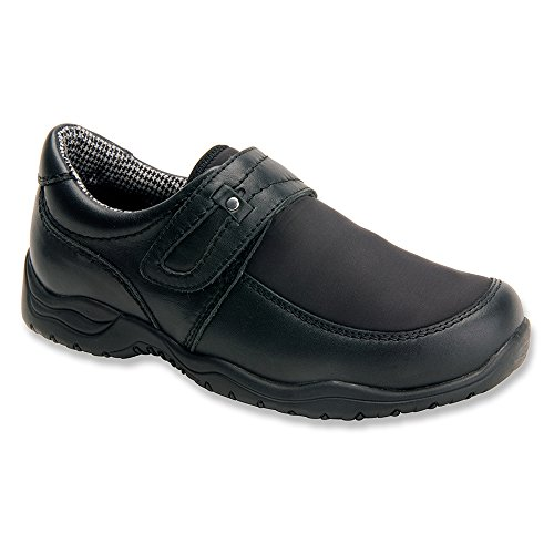 2X shoes and Women's E Stretch Black sneakers Wide Nubuck 9 Black Leather Antwerp athletic Drew Hz0qBq