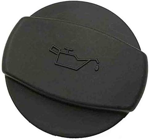 RETYLY Couvercle de LOrifice de Remplissage de lhuile Moteur pour 1110180302 pour Mercedes R107 W123 W124 W126 R129 W140