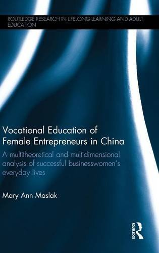 Vocational Education of Female Entrepreneurs in China: A multitheoretical and multidimensional analysis of successful bu