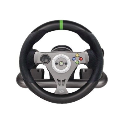 2DQ3006 - Mad Catz Gaming Steering Wheel - Mad Catz Xbox 360 Steering Wheel