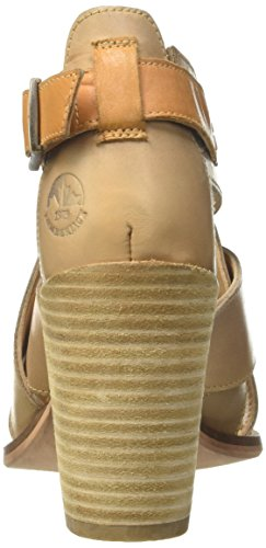 Lumberjack Manet - Tacones Mujer Beige (Natural/Cuoio)