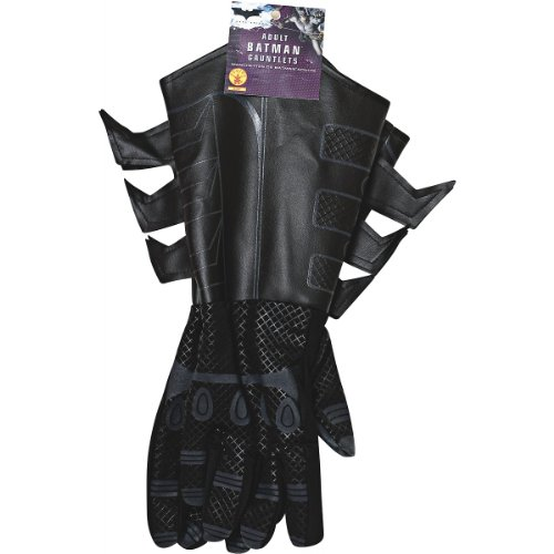 Batman Costume Adult Gauntlets Gloves