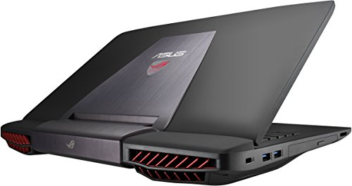 ASUS ROG G751JY-VS71(WX) 17-Inch Gaming Laptop (Intel Core i7, 16GB RAM, Nvidia...