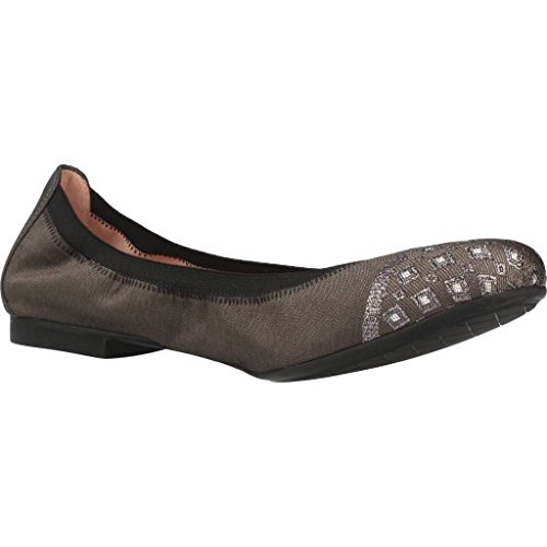 Pretty Ballerinas Zapatos Bailarina Para Mujer, Color Gris, Marca, Modelo Zapatos Bailarina Para Mujer M201 Gris gris