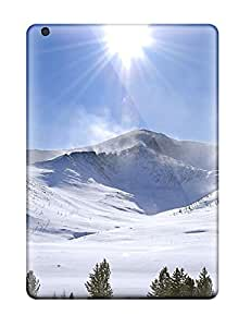 Fashion Protective Mountain Case Cover For Ipad Air