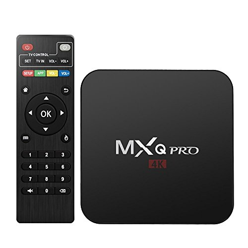 MX10 Android TV Box