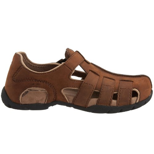 76b0bb7a0dc2 Teva Men s Cardenas Fisherman Sandal Cigar 6106 6 UK  Amazon.co.uk  Shoes    Bags