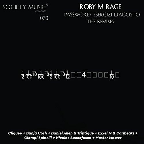 Password Master - Password:Esercizi D'Agosto (Master Master Remix)