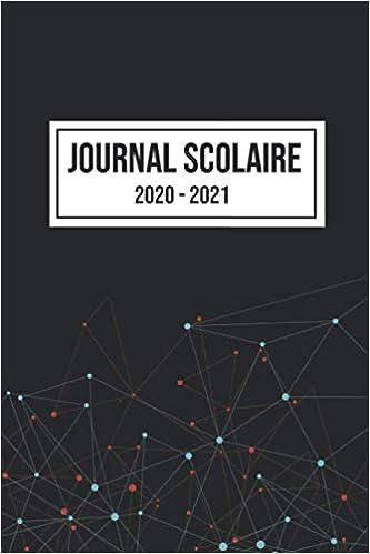 Calendrier Sx Us 2021 Journal scolaire 2020 2021: Agenda académique hebdomadaire et