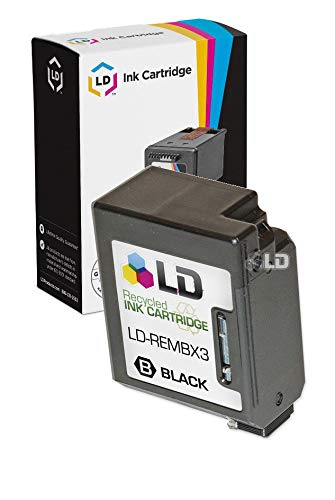 LD Remanufactured Ink Cartridge Replacement for Canon BX3 0884A003AA (Black) (3 Canon Black Ink Bx)