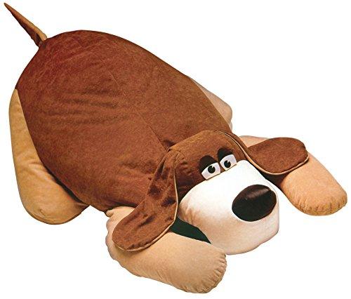 Jordan Manufacturing BBNPK1-DOG Bean Bag Chair Novelty Dog (Junior Child Bean Bag)