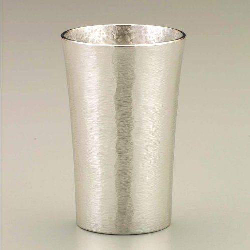 Osaka Lang Hua tin tin vessel steel tumbler silky Standard (japan (Japan Tin)