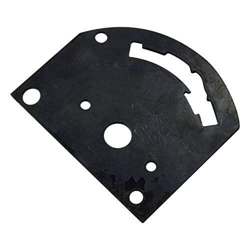 B&M 80712 4-Speed Forward Pattern Gate Plate for Pro Stick Automatic Shifter ()