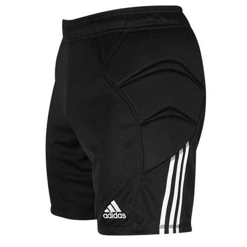 (Adidas Boys' Climalite Tierro 13 Goalkeeper Shorts - Medium - Black)