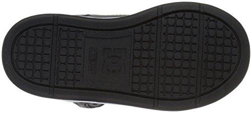 DC Jugend Rebound Skate Schuhe Schwarz / Grün / Weiß