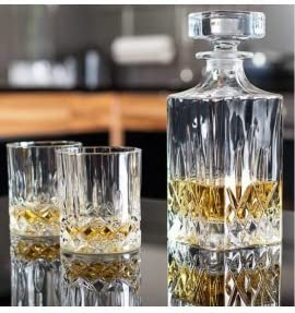 Ópera Maison Italiano Cristal Jarra De Whisky 75cl.