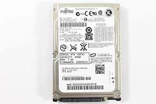 Dell N041F MHZ2080BJ 2.5