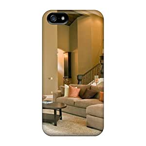 Excellent Iphone 5/5s Cases Covers Back Skin Protector Super House Interior