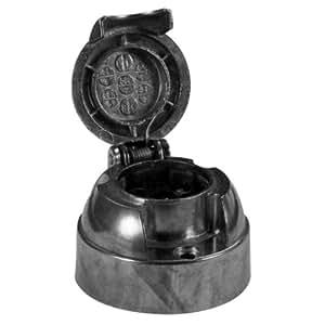 Carpoint 0429506 - Enchufe de remolque (7 pines, metal)