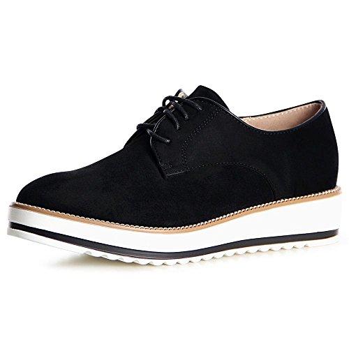 Topschuhe24 Femmes Mocassins Topschuhe24 Chaussures Chaussures Noir Noir Femmes Mocassins Topschuhe24 Femmes p6Patq