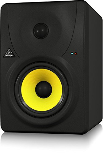 Behringer Truth B1030a High-Resolution, Active 2-Way Reference Studio Monitor (Single Speaker) ()