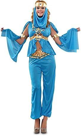 Disfraz de Bailarina Árabe azul para mujer: Amazon.es: Juguetes y ...