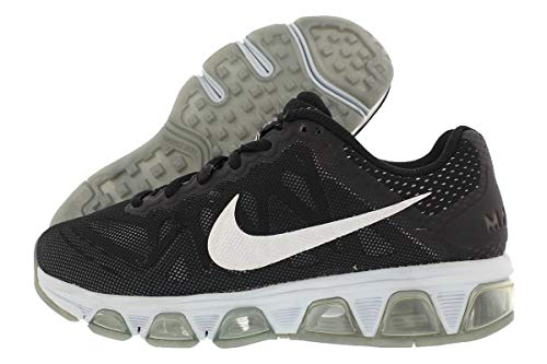 Nike Womens Air Max Tailwind 7 Black/Metallic Silver/Pr Pltnm/Dk Mgn Running Shoe 6 Women US (Tailwind Nike Women)