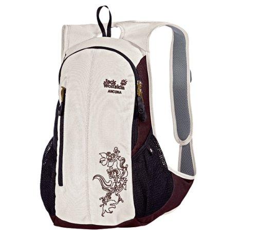 3dbd6ae10072d Rucksack JACK WOLFSKIN Ancona Farbe ivory Daybag  Amazon.de  Sport    Freizeit