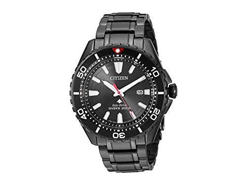 - Citizen Watches Men's BN0195-54E Eco-Drive Black One Size