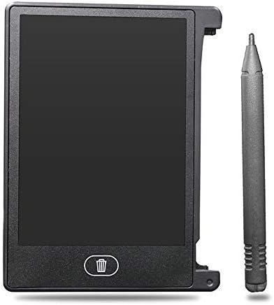 BOBIDYEE 4.4インチ液晶タブレットキャリーミニハート子供の絵画小さな描画ボードの執筆ボード (色 : ピンク)