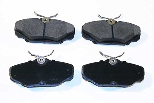 Prime Choice Auto Parts SCD610 New Rear Ceramic Brake Pad Set
