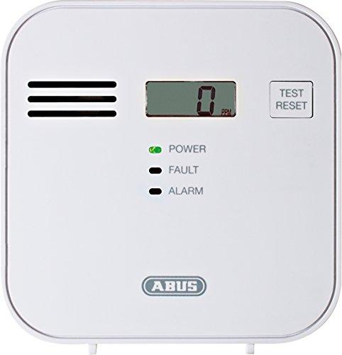 ABUS Kohlenmonoxid-Warnmelder COWM300, 37241