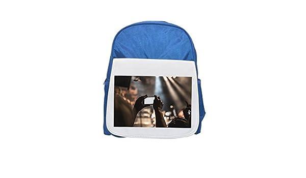 Fotomax Smartphone, Película, Tomar imágenes Impreso Niños Azul Mochila, Cute Mochilas, Cute Pequeñas Mochilas, Lindo Negro Mochila, Cool Negro Mochila, Mochilas Moda Grande, Moda Negra: Amazon.es: Hogar