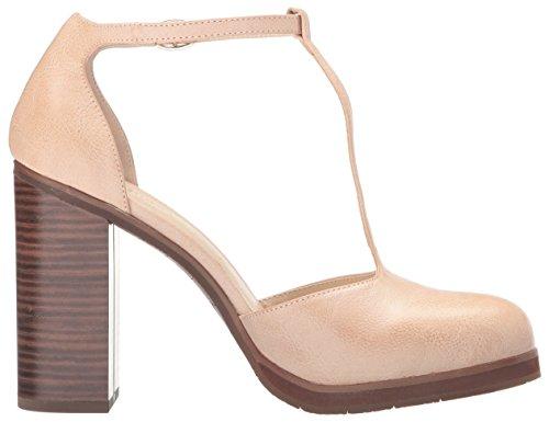 BC Footwear Womens Local Ii Dress Pump Nude 6ZNRK