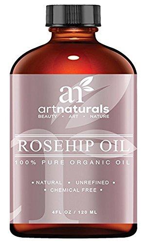 Art Naturals Rosehip Seed Oil 3 Piece Set - Pure Virgin,