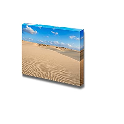 Beautiful Scenery Landscape Waves on Sand Dunes in The Desert Wall Decor, it is good, Majestic Work of Art