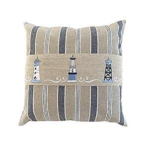 41HXxhU2ucL._SS300_ 100+ Nautical Pillows & Nautical Pillow Covers