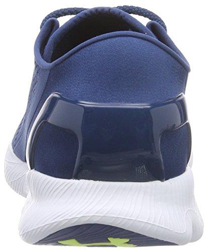 Under ArmourUA SpeedForm Apollo Vent - Zapatillas de correr hombre azul - Blau (PTB 437)